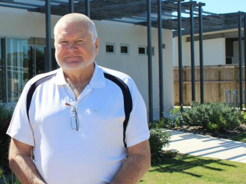 Greg Chambers, KaFRA President