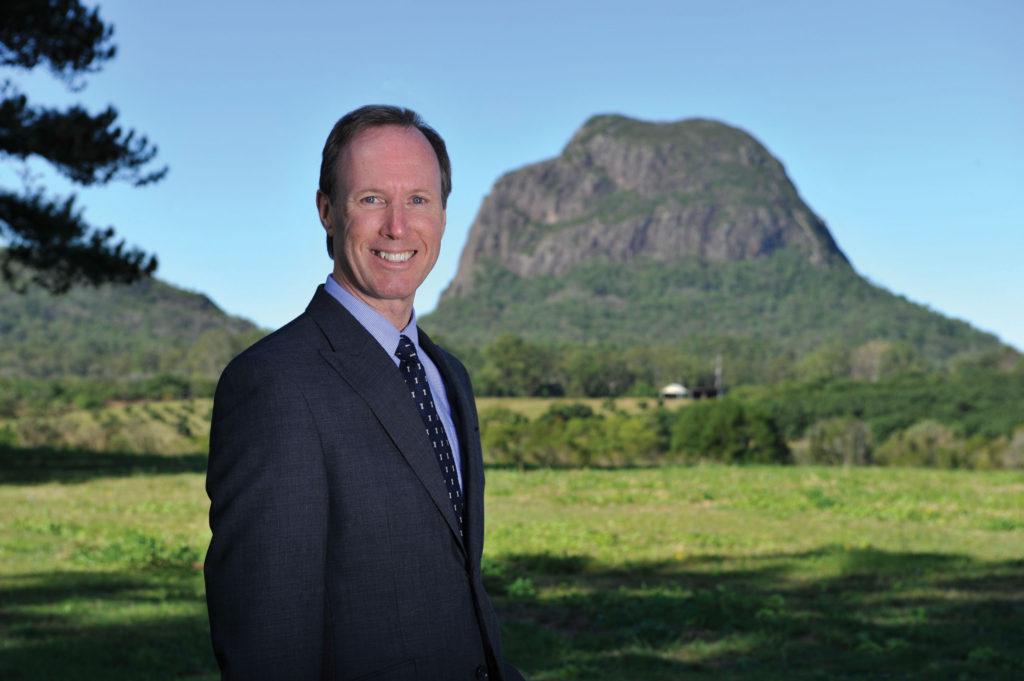 Rick Baberowski - Division 1 Councillor