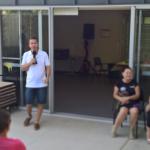 KaFRA Christmas Party 2016 - Jarrod Bleijie MP